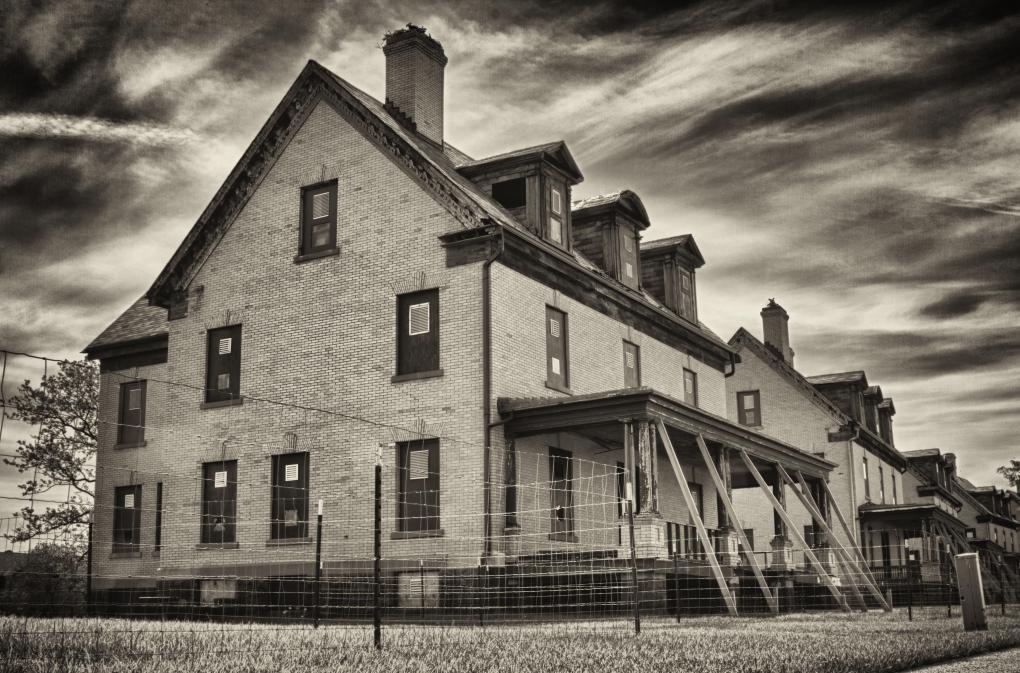 Fort Hancock by Brendan James