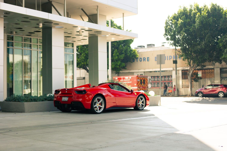 Ferrari 488 Spider by Matt Campbell