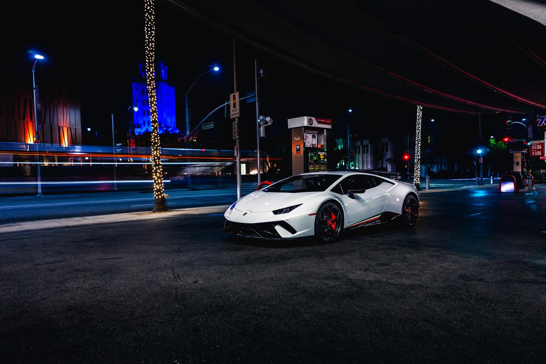 Lamborghini Huracan Performante by Matt Campbell