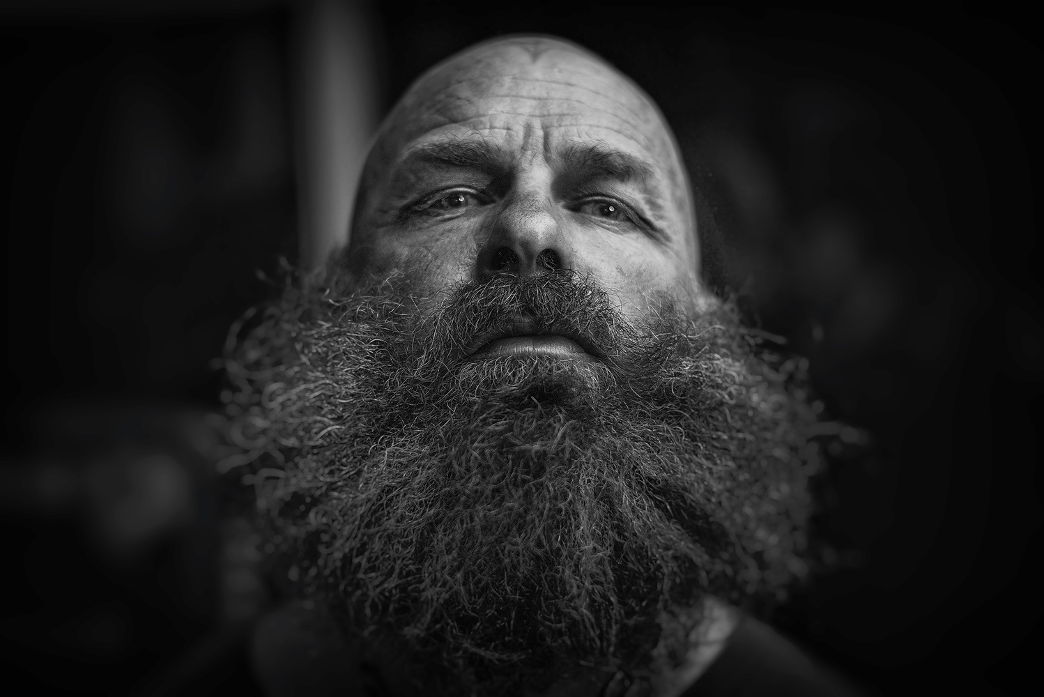 Tim Armstrong by Richard Johnson