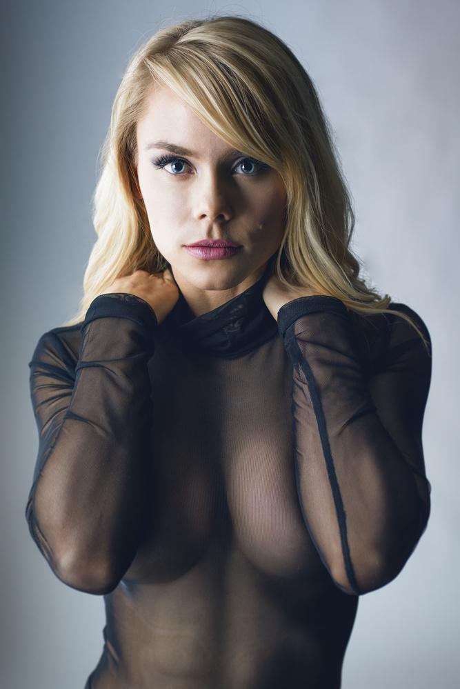 Megan Stevens by Richard Johnson