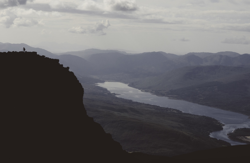 Ben Nevis Peak by Bryce Powrie