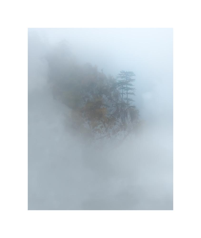 mistycliffs by Raoul Lopez Gonzalez