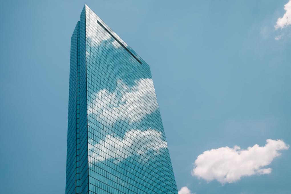 Boston Skyscraper by Jeff P.