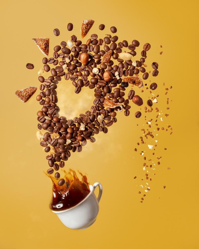 Coffee Love Tornado by Jarek Jordan