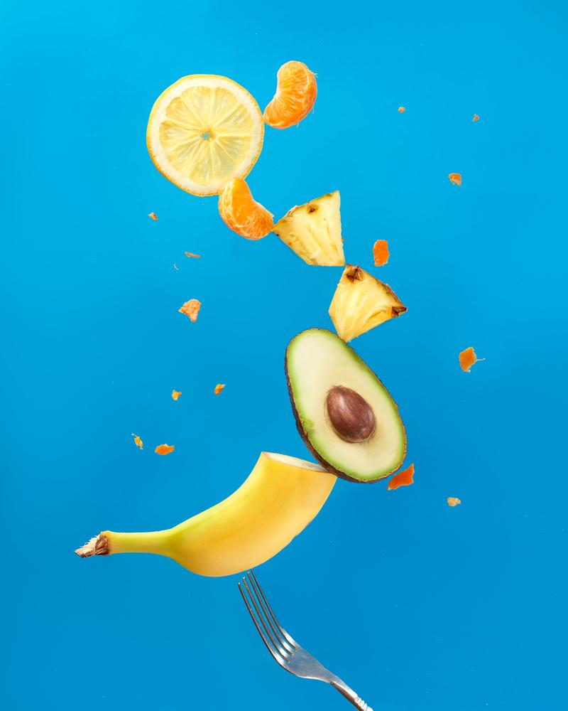 Balancing Fruits by Jarek Jordan