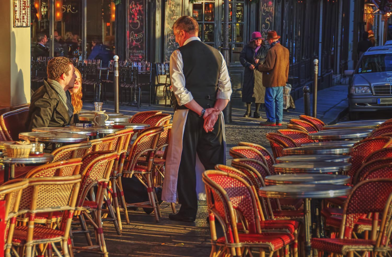 Chatting by Jean-Pierre Desvigne