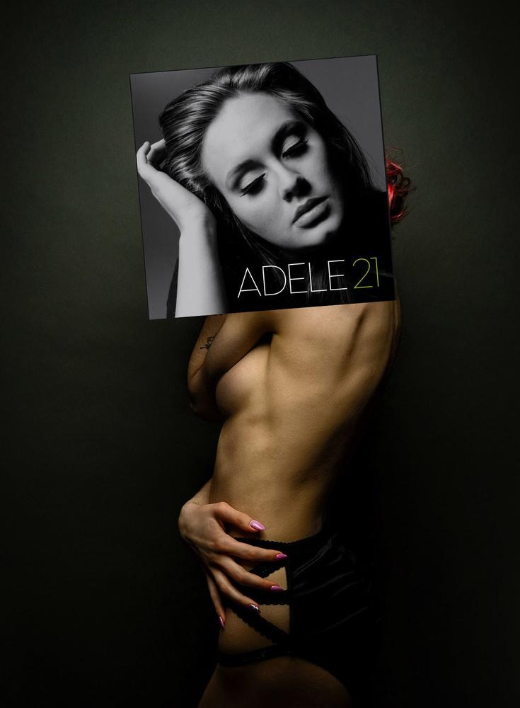 Adele by Ian Pettigrew