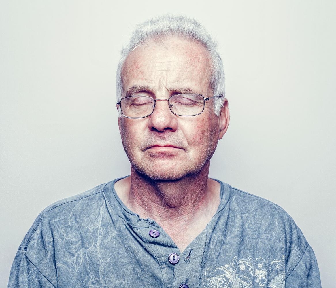 John, age 51 by Ian Pettigrew