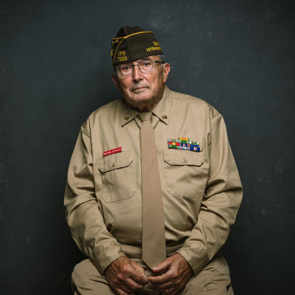 veteran 3 by Ian Pettigrew