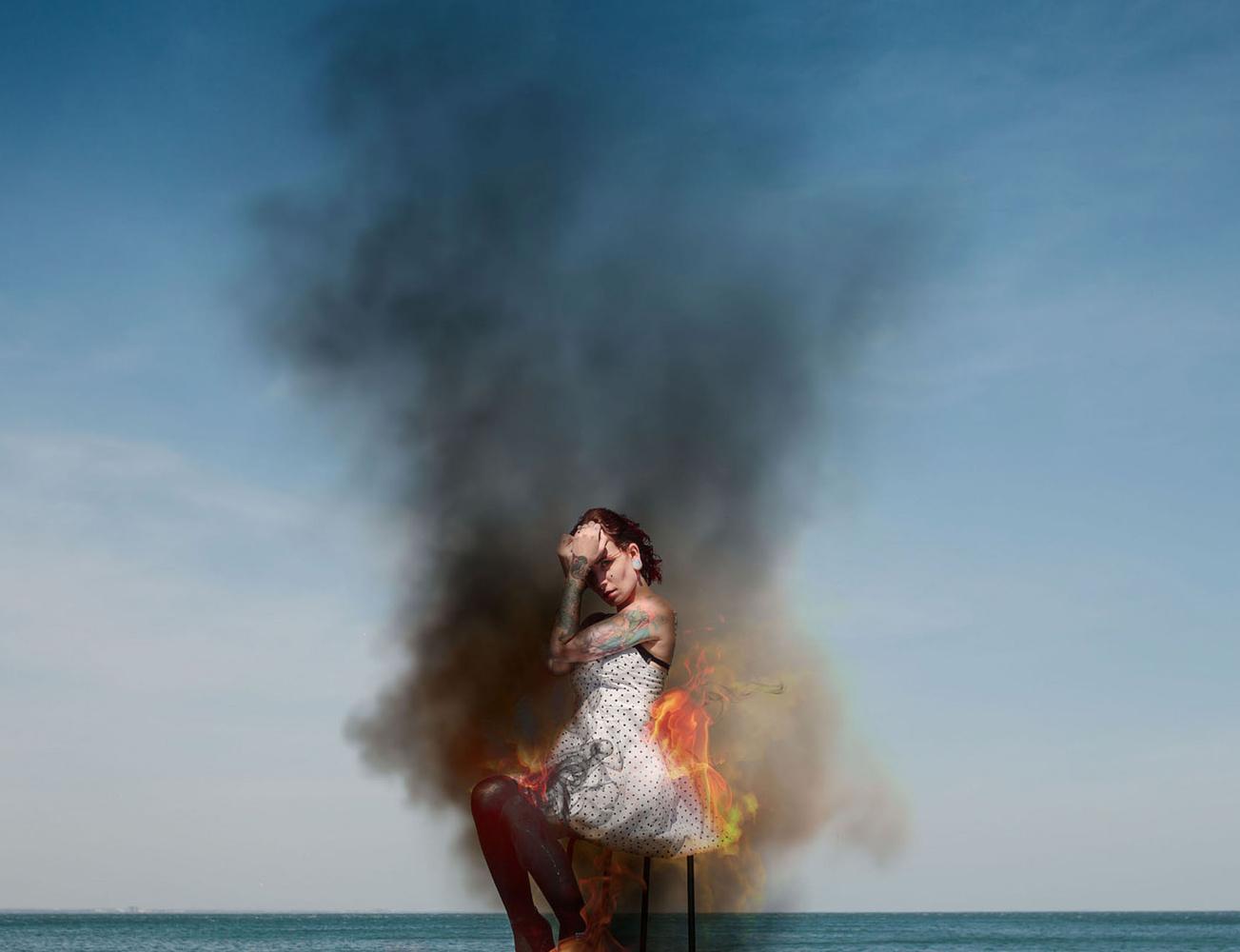 Fire Woman by Ian Pettigrew