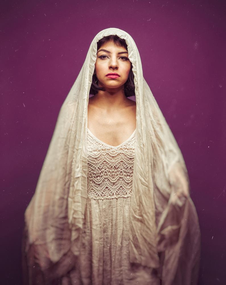La Madonna by Ian Pettigrew