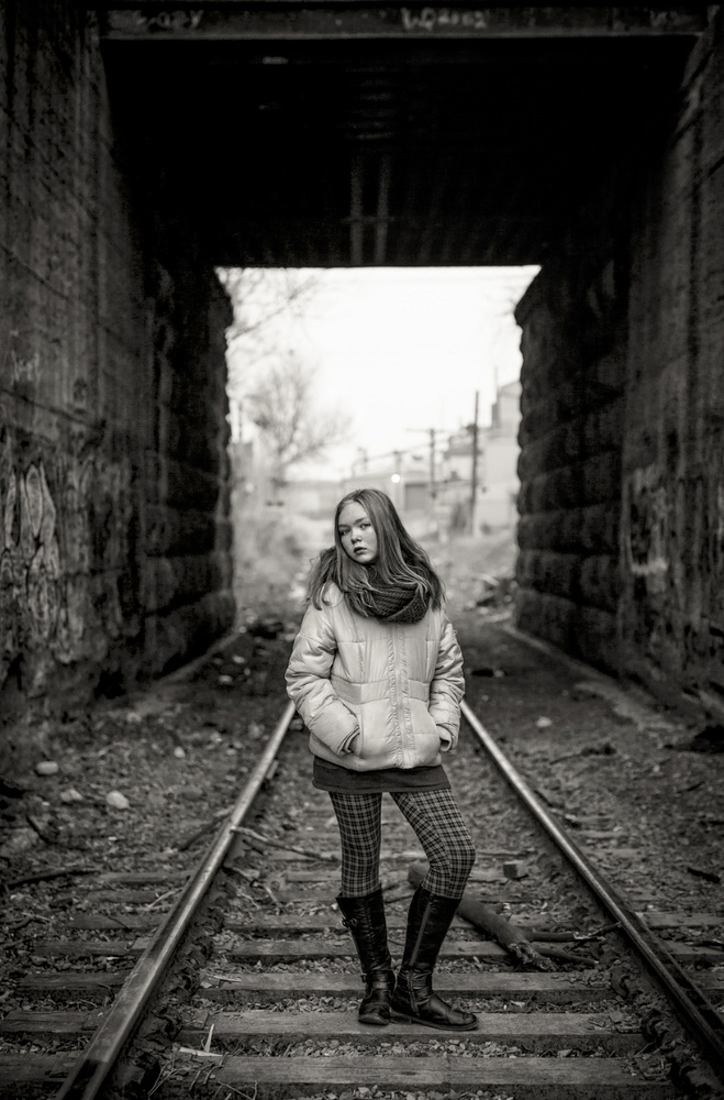 Framed, 002 by Ian Pettigrew