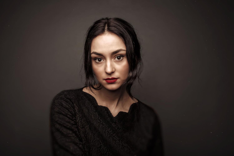 Natasha, 01 by Ian Pettigrew