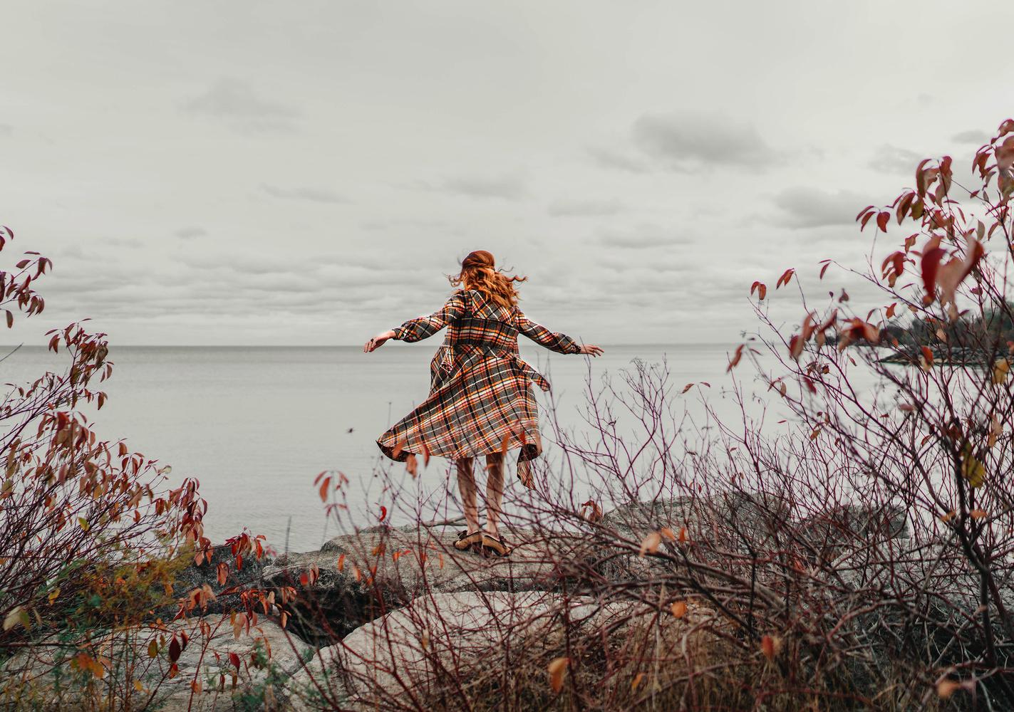 shoreline by Ian Pettigrew