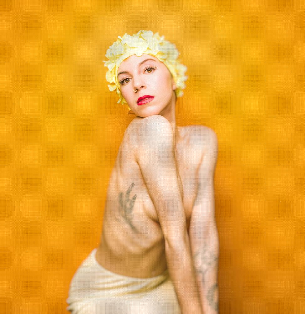 yellow study, 01 by Ian Pettigrew