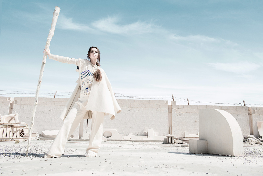 Hala Kaiksow Designer by Sergio Miranda