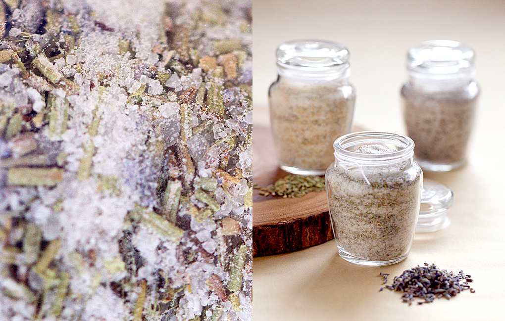 Seasoning Salts by Brandy Yowell