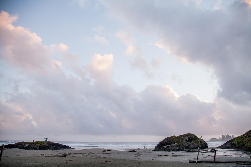 Chesterman Beach by Cyndal Lorch