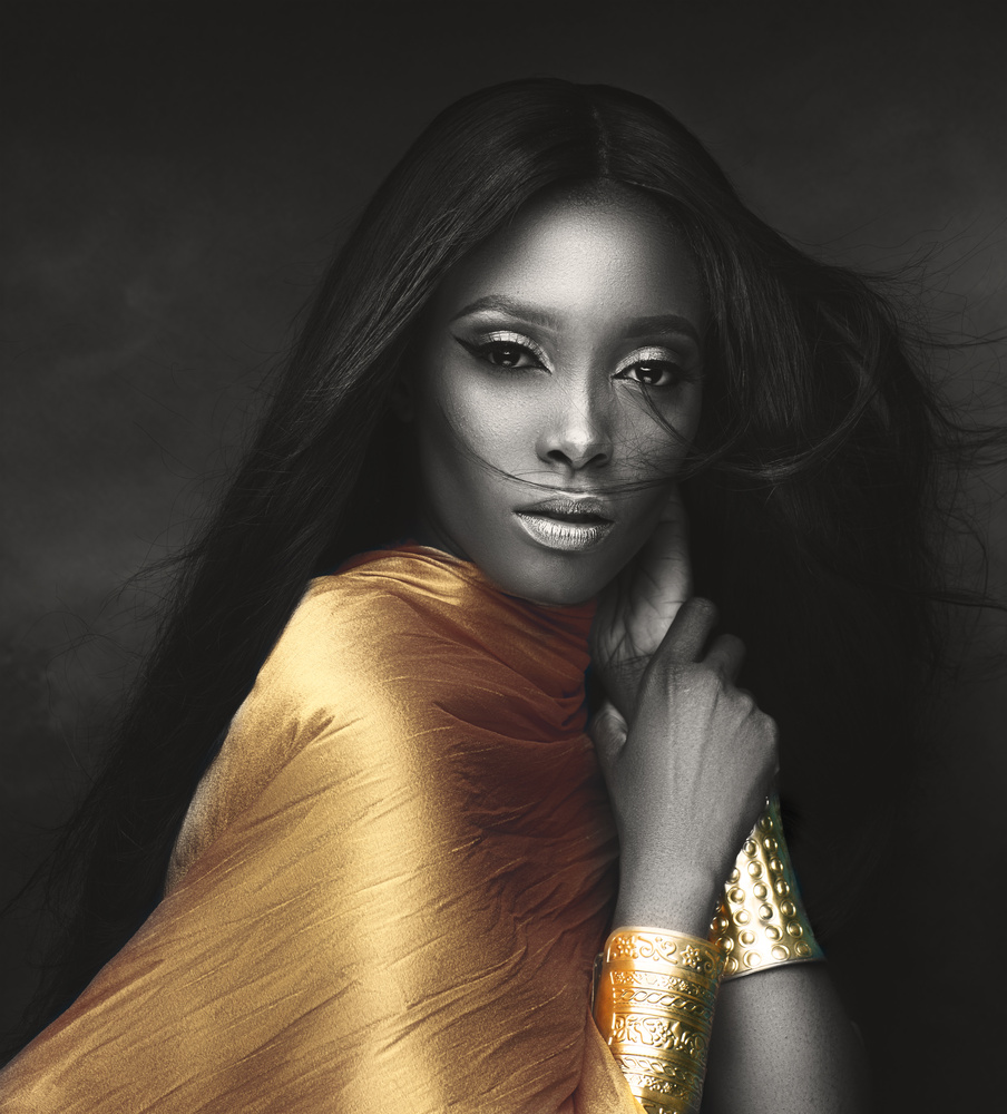 Golden by Aham Ibeleme