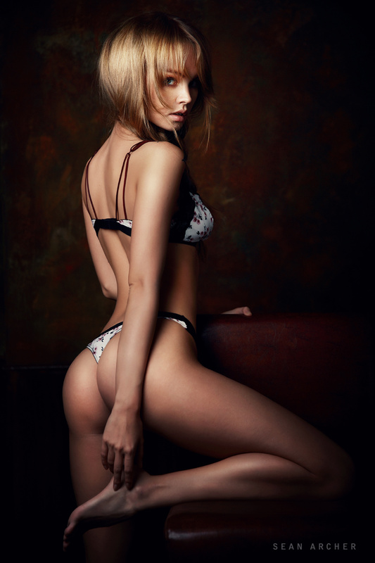 Nastya by Sean Archer