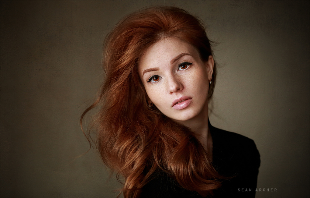 Anna by Sean Archer