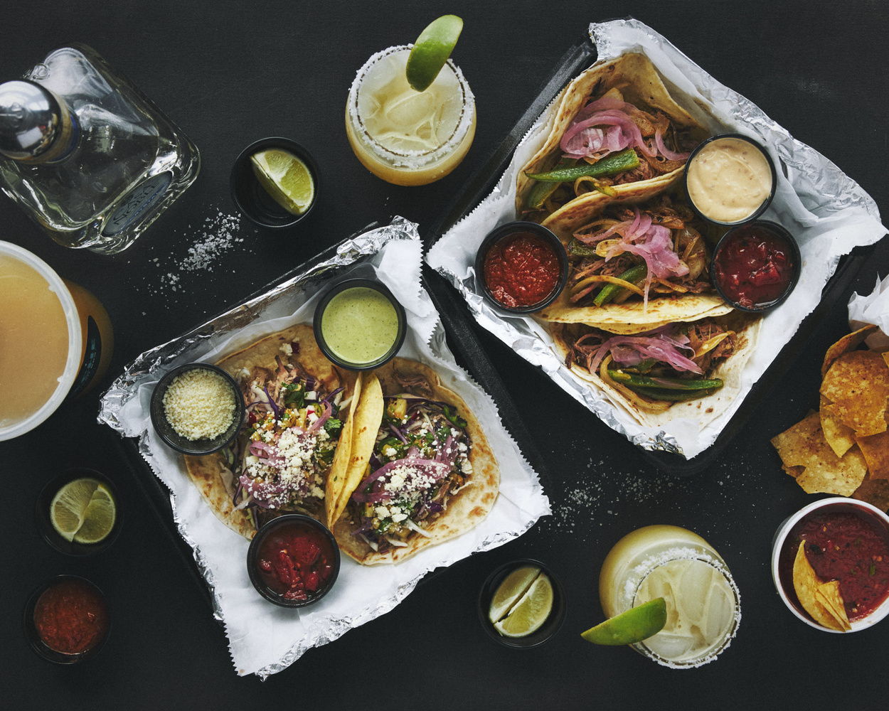 Curb to Table | Noche Mexican BBQ by Gary Barragan
