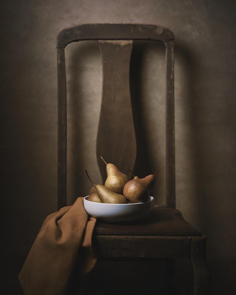 Pears by Gary Barragan
