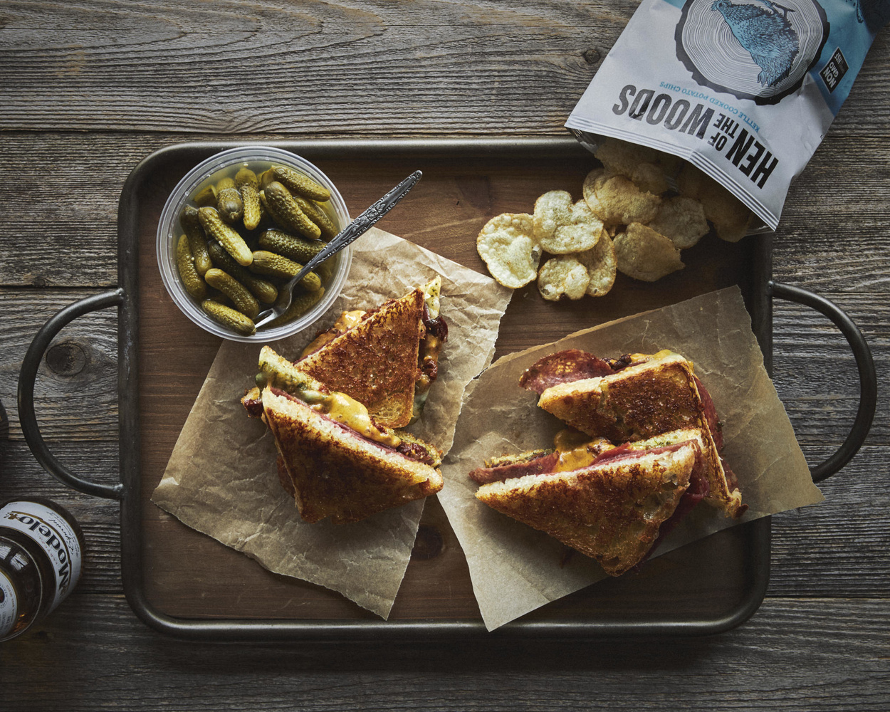 Curb to Table | Harvey's Cheese by Gary Barragan