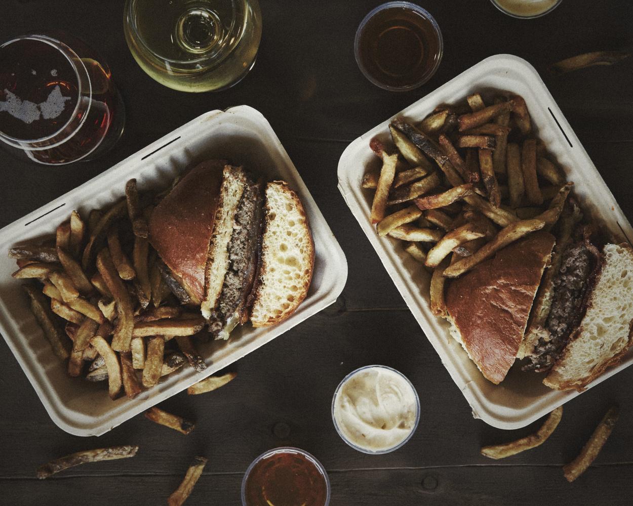 Curb to Table | Grind Burger by Gary Barragan