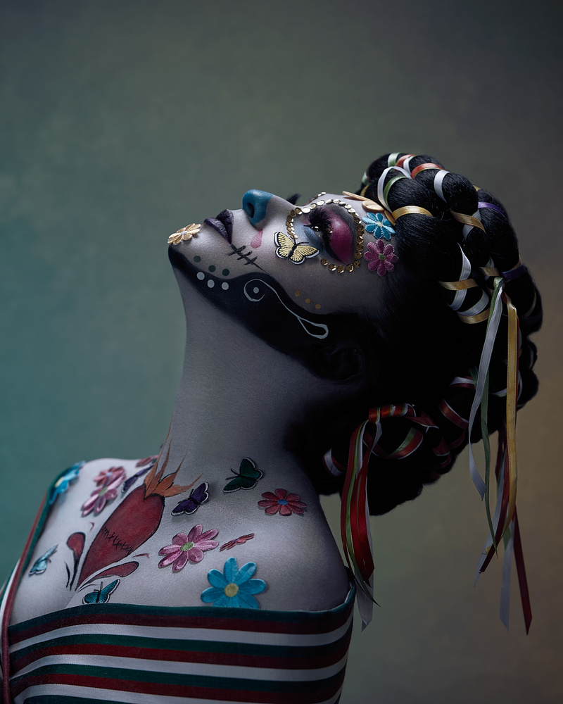 La Catrina by Gary Barragan