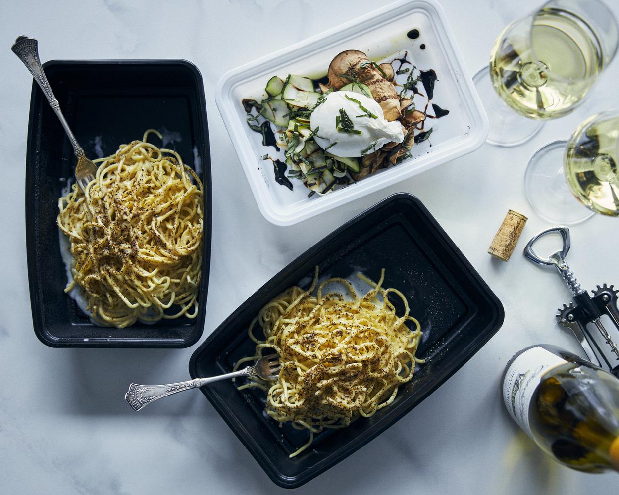 Curb to Table   Roc Italian Restaurant by Gary Barragan