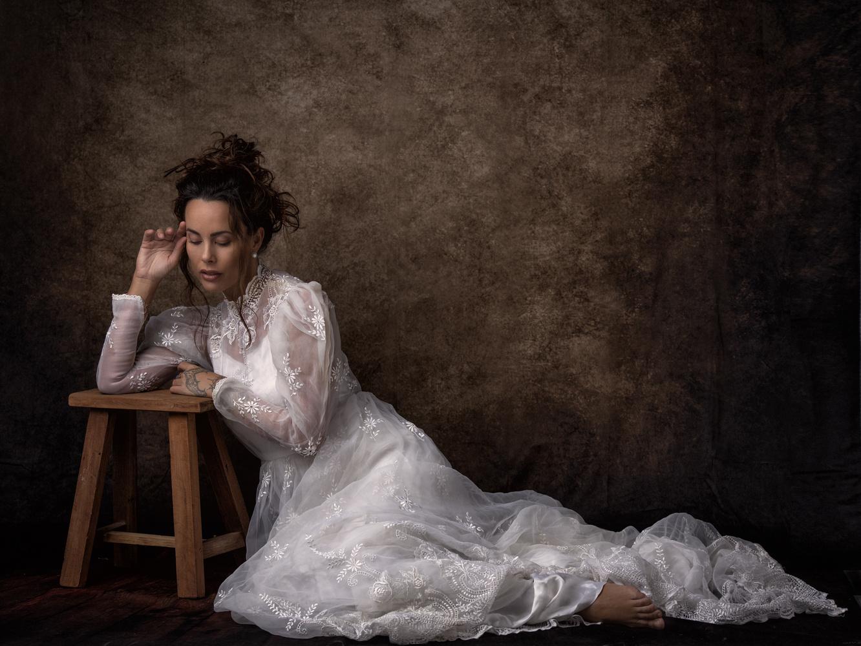 The lady by giovanni tarantini