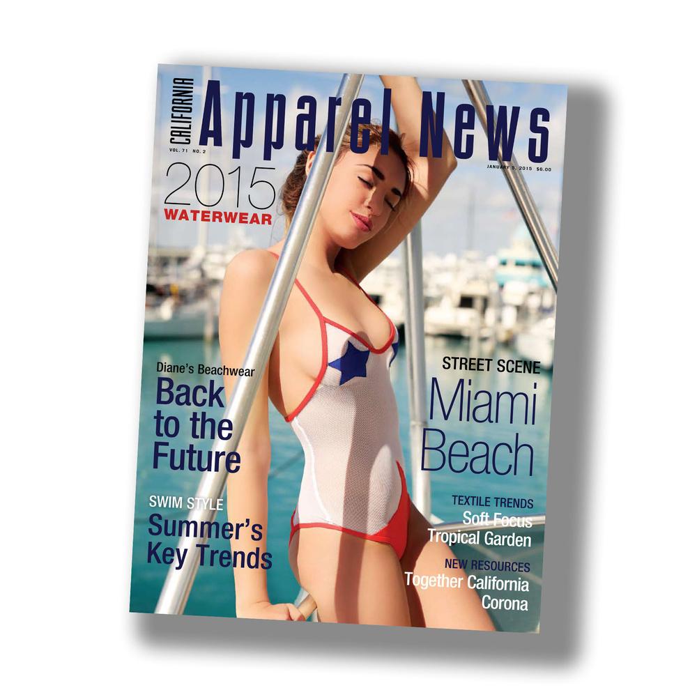 Swim Cover Apparel News by Tim Regas