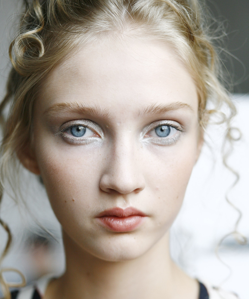 Backstage Makeup by Tim Regas
