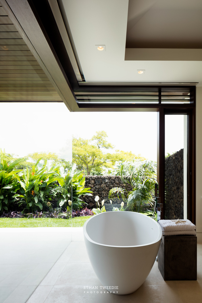 Architectural Photography, Hawaii by Ethan Tweedie