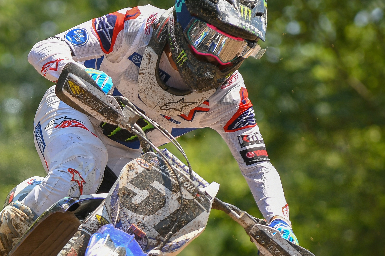 Justin Barcia - Team Yamaha by Douglas Turney