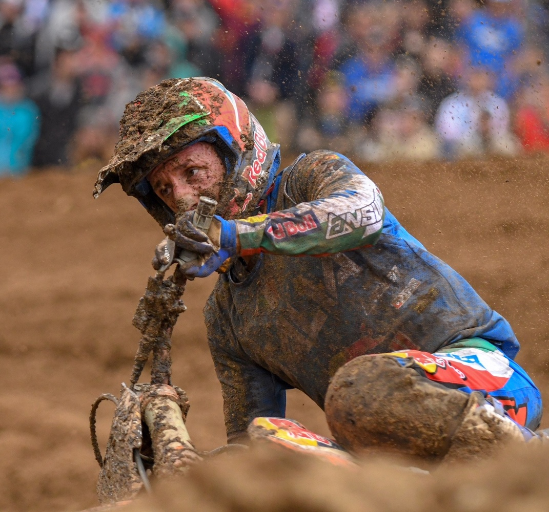 Motocross of Nations - Goggles Free by Douglas Turney