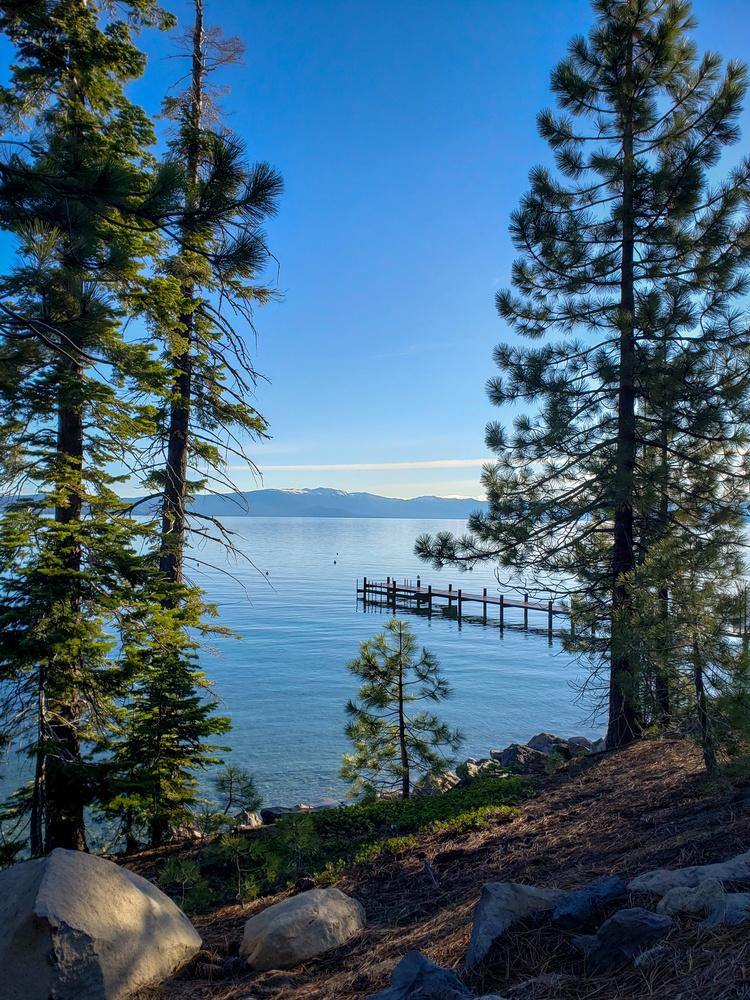 Lake Tahoe by Robert Parker