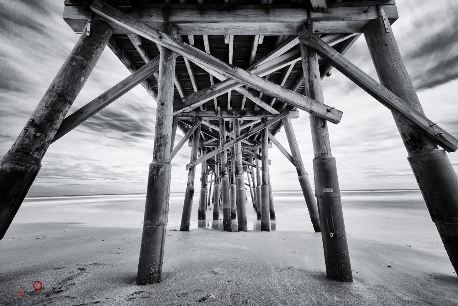 Pier Pressure... by Kevin Evans