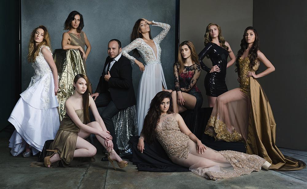 Vanity Fair Style Group Composite by Sid Vasandani