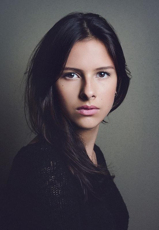Eva Portrait by Sid Vasandani