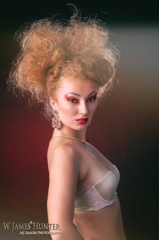 Redhead Tiffany by James Hunter