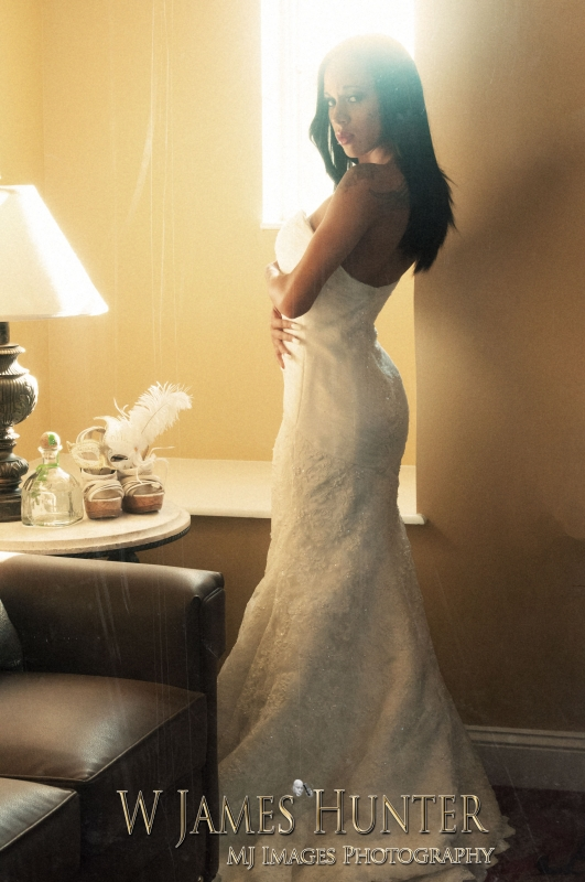 Wedding Dress Casa Monica Hotel St Augustine Fl by James Hunter