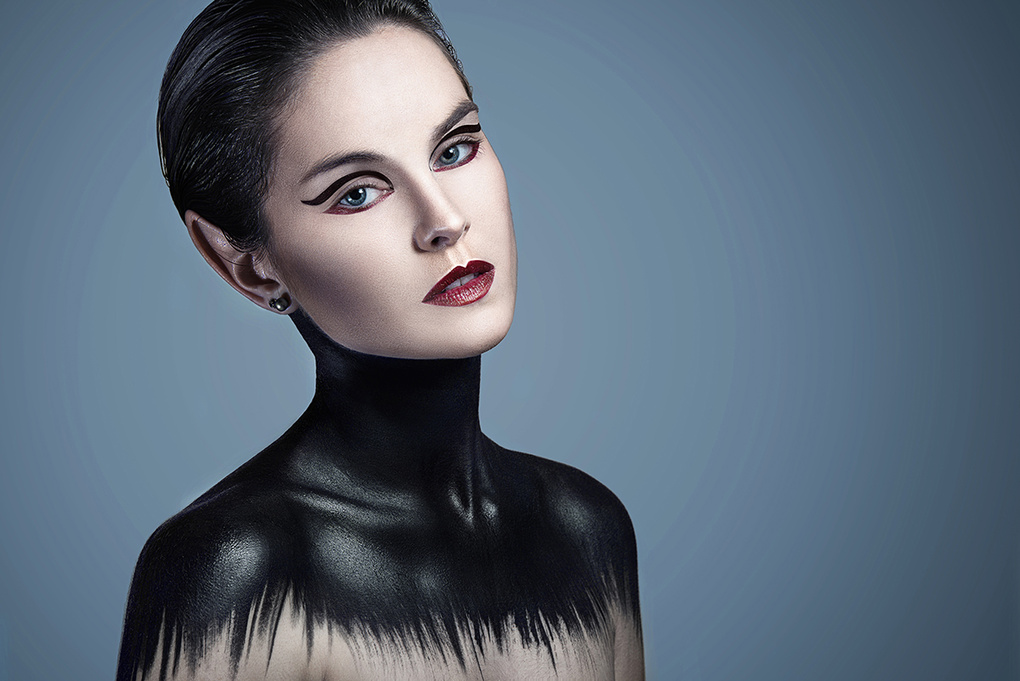 Black elf by Felix Barjou