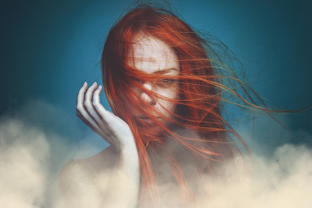 Cloudy Wind by Felix Barjou