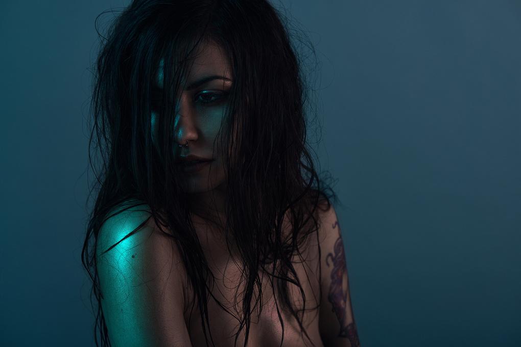 Blue by Felix Barjou