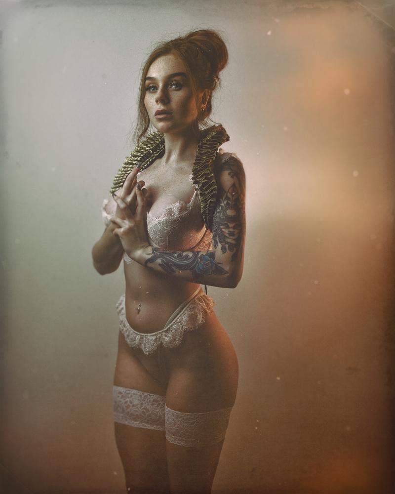 Zoe Marie by Dominick Mortier