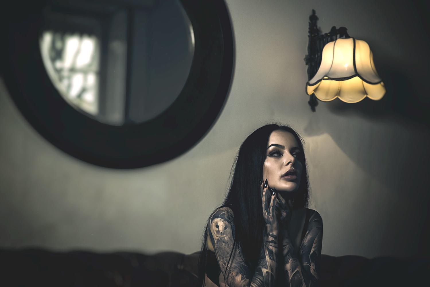 In Wait by Dominick Mortier