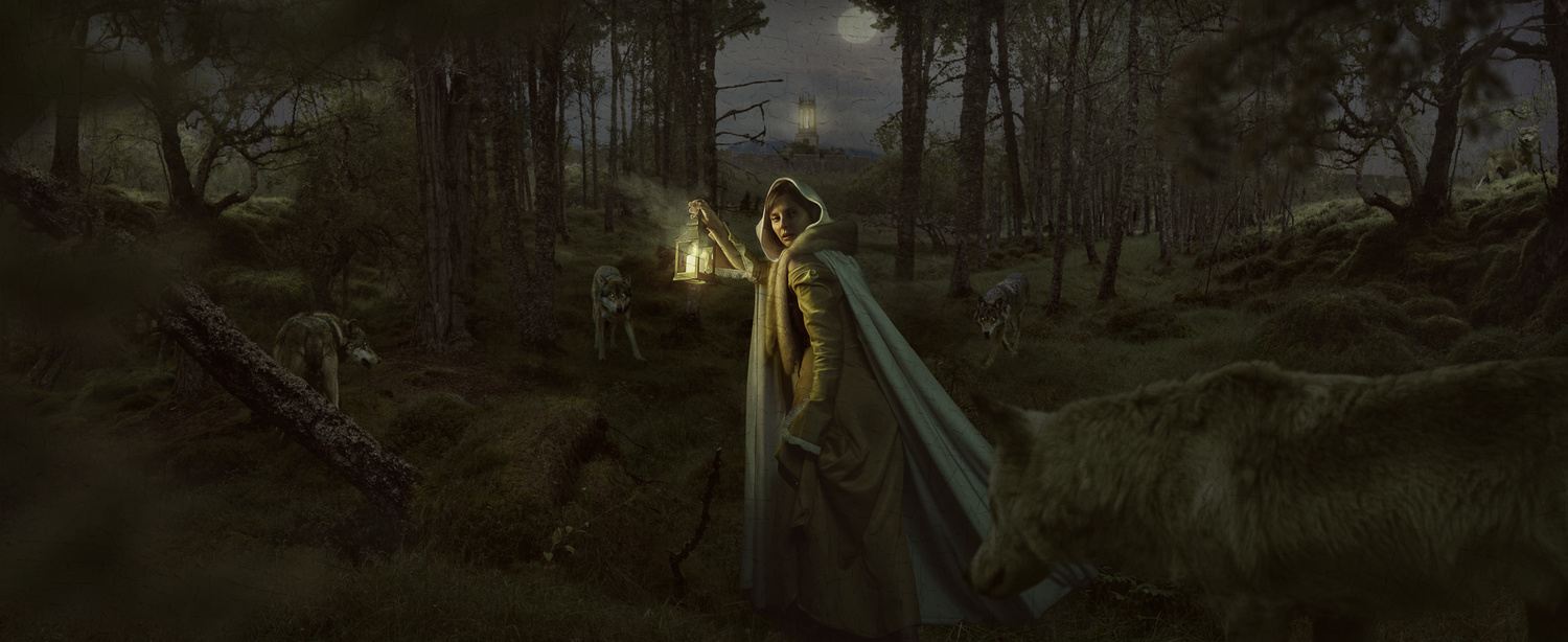 The wolves of Galtres by Clinton Lofthouse